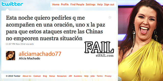 chinas alicia machado corea