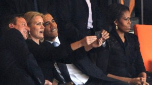selfie obama cameron mandela
