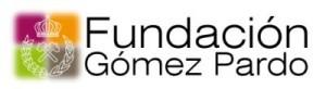 fundacion gomez pardo logo javier prieto